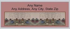 Personalized Address Labels Primitive Country Buy 3 get 1 free (ac 759)