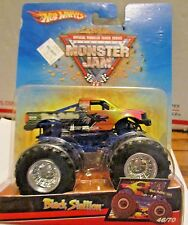 BLACK STALLION 2008 Hot Wheels MONSTER JAM #46/70 Rare ORIGINAL