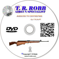 Pest Control Shooting with Registered local Authorities Officer DVD by T R Robb