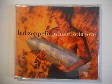 LED ZEPPELIN : WHOLE LOTTA LOVE [ CD MAXI ]