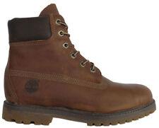 Calzado de mujer botines Timberland color principal marrón