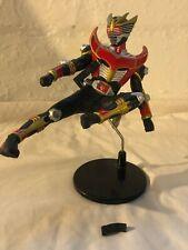 """Banpresto Kamen Rider: Ryuki broken stand 10"""" Asatsu DK preowned no box 2002"""