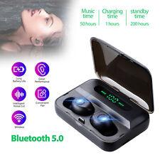 2020 Bluetooth 5.0 Headset Earbuds TWS Wireless Headphone Mini Earphones Stereo