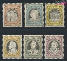 Tchécoslovaquie 968-973 (complète edition) neuf avec gomme original (9119849