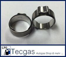 LPG Ohr Klemmschelle 17,0 - 19,3 mm / passend für Prins VSI / KME / STAG/ BRC