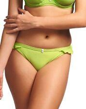 Lycra Bikini Bottoms Spotted Swimwear for Women