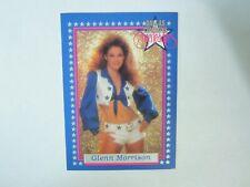 1992 Enor # 2P Glenn Morrison Dallas Cowboys Cheerleaders Promo Card (B17)