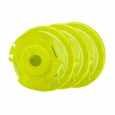 Ryobi Replacement Twisted 0.080 In. String Trimmer Auto Feed Line Spools 3-Pack