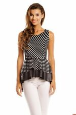 Maglie e camicie da donna camicette girocollo , Taglia 40