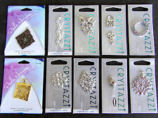 LOT OF 10 New Pendant CHARM JEWELRY - MAGNETIC ~ CRYSTAZZI ~ PERLE NOUVEAU ~ Z3