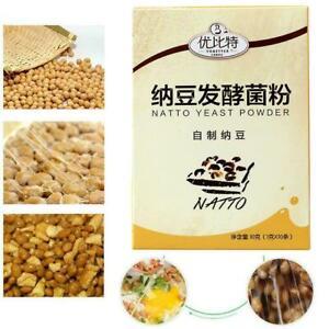 10g/Bag Active Natto Powder Starter Cultures For Health DIY Subtilis C7B3