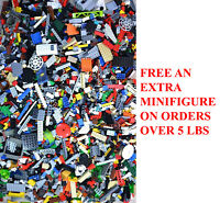 LEGO Bulk Parts Pieces Bricks 100% Genuine Cleaned Sanitized Lot by Pound 1 - 99
