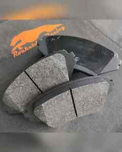 Mazda RX8 trackday / race front ceramic brake pads