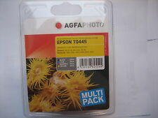 Agfa multi pack t0445 for Epson Stylus Color c84 c64 cx3600 cx3500 6400 6600