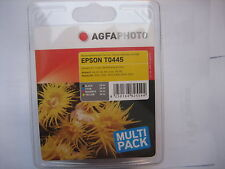 AGFA MULTIPACK T0445 for epson Stylus Color C84 C64 CX3600 CX3500 6400 6600