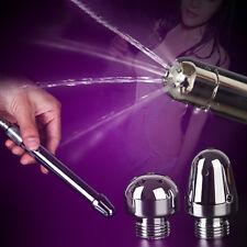 Shower Enema Water Nozzle 3 Style Head Anal Douche Colon Clean Kit For Women Men