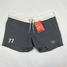 Helly Hansen Skagen Swim Trunks Shorts Women's Size 34 Quick Dry NWT