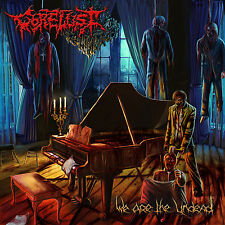 GORELUST WE ARE THE UNDEAD (CD2015)  BUY IT FROM THE BAND - SIGNED - NEW