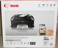 Canon PIXMA MX922 Printer NEW/SEALED ORIGINAL PACKAGING
