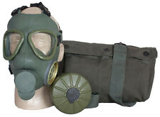 Military Vintage JNA GAS MASK M2 Large Unopened ex Yugoslavia Army with bag