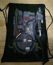 Ghostbusters Proton Pack Drawstring Backpack Rucksack Gym Swim Bag Lootcrate
