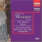 Mozart: Don Giovanni [Highlights], , Very Good Import