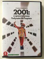 2001 : L'Odyssée de L'Espace DVD NEUF SANS BLISTER Stanley Kubrick
