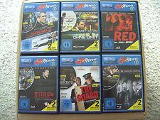 11 Krimis Filme von TV Movie als Blu-ray Disc 7-12 aus dem Jahr 2014 Action Spaß