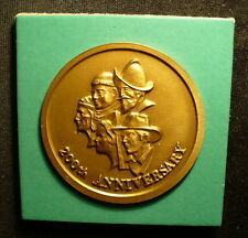 Old Monterrey CA Bicentennial Medal