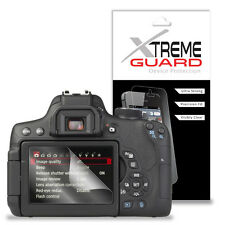 Genuine XtremeGuard LCD Screen Protector Cover For Canon EOS 750D, EOS Rebel T6i
