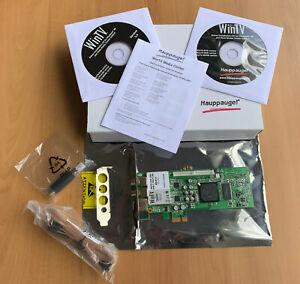 Hauppauge WinTV HVR-2200 Dual DVB-T TV Tuner Card