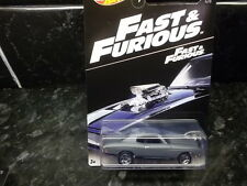 Hotwheels Nuevo 2016 Rápido y Furioso 70 Chevelle Ss