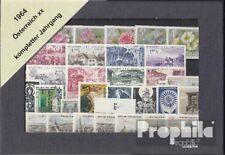 Österreich postfrisch 1964 kompletter Jahrgang in sauberer Erhaltung
