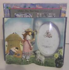 Little Bo Peep Storybook Resin Picture Frame 3D Relief Mib 2000 Wong's Children.