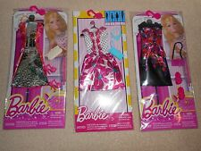 Great Lot of Barbie Doll Clothes - Cute Dresses, Shoes and Purses