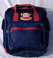 Paul Frank Denim Backpack Pre Owned