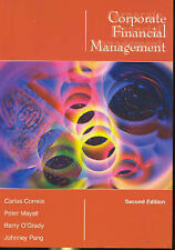 Corporate Financial Management by Peter Mayall, Carlos Correia (Paperback, 2005)
