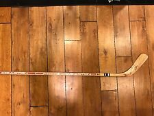 MARK RECCHI AUTOGRAPH Easton Hockey Junior Stick Signed by Mark Recchi