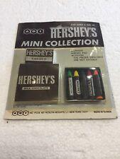 Hersheys Mini Collection (Eraser, Memo Pad, Crayons)