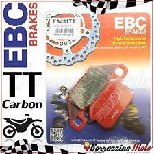 PASTIGLIE FRENO POSTERIORE CARBON EBC FA431TT PGO BR-200 BUGDRIDER 2007-2012