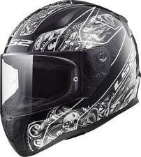 LS2 FF353 RAPID FULL FACE MOTORCYCLE MOTORBIKE HELMET CRYPT DEADBOLT CARRERA