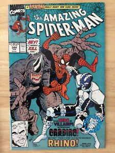 Amazing Spider-Man # 344 NM 9.4 1st Cletus Kasady