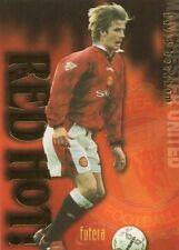 David Beckham Manchester United Football Trading Cards