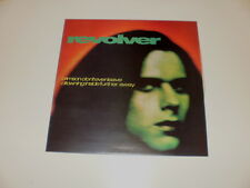 "REVOLVER - CRIMSON - 12"" MAXI SINGLE HUT RECORDINGS 45 RPM UK - NM/EX++ SHOEGAZE"