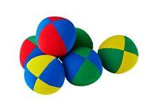 Jonglierball Henrys Beanbag Premium, velours, 125 g, 67 mm (mittel)