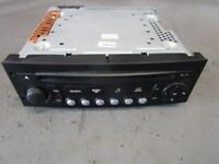 Peugeot 307 Break (3E) 1.6 16V Cd-Radio Car Radio 96639793XT