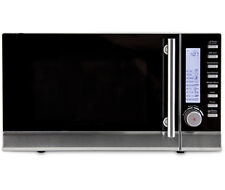 BRAND NEW AKAI STAINLESS STEEL 25L 900W MICROWAVE OVEN WITH 1000W GRIL RRP $249