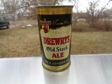 New listing Drewrys Old Stock Ale Flat Top, Drewrys South Bend Indiana