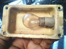 1937 -  1950  plymouth dodge desoto chrysler  dome light and housing