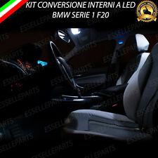 KIT LED INTERNI COMPLETO SPECIFICO PER BMW SERIE 1 F20 6000K CANBUS NO ERROR